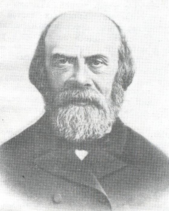 Ценковский Лев Семенович, русский ботаник, протозоолог, член ...